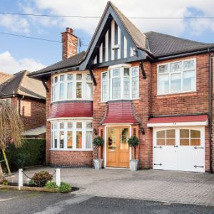 Leahurst Road, Nottingham, NG2