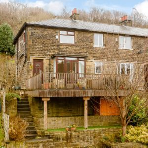 Woodhall Crescent, Halifax, West Yorkshire, HX3