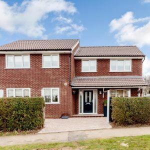 Summerfield Close, St. Albans, AL2