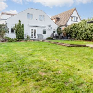 Lodge Lane, Romford, Essex, RM5