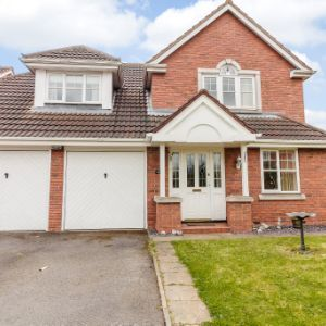 Peachwood Close,Grantham, NG31