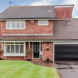Bear Close, Henley-in-Arden, Warwickshire,B95