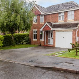 Warwick Close, Lincoln, LN1