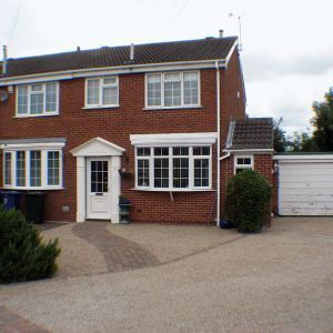 De Ferrers Close, East Leake, Loughborough