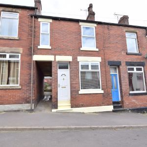 Cartmell Road, Sheffield, S8
