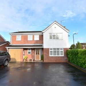 Holsworthy Close,Nuneaton, CV11 6YH