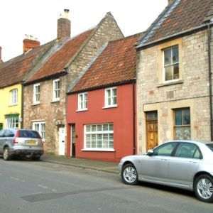 St. Thomas Street,  Wells, BA5