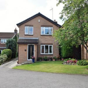 Parlington Meadow, Barwick in Elmet, Leeds, LS15