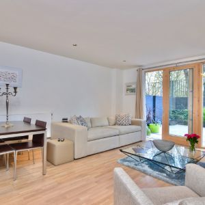 Binnacle House, Cobblestone Square, London, E1W