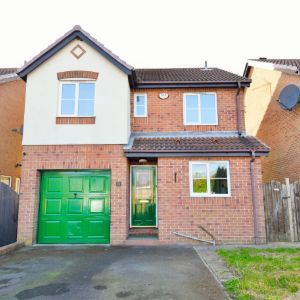 32 Heritage Drive, Clowne, Chesterfield, S43 4ST