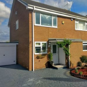 Pine Hall Drive, Monk Bretton, S71