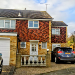 Chilton Court, Rainham, Kent, ME8