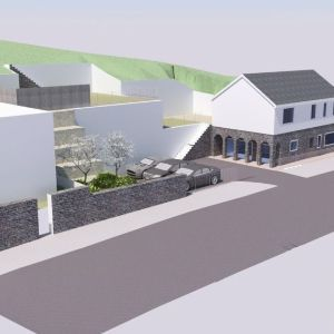 Plot of Land, Ystrad Road, Pentre, CF41