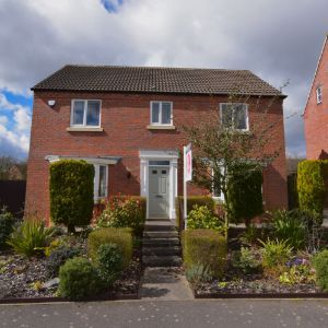 Jackson Road, Bagworth, LE67