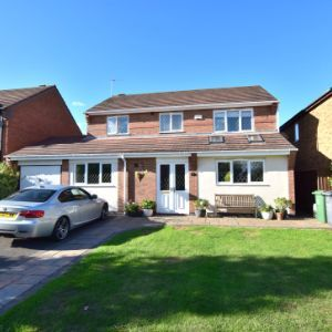 Keniliworth Close, Mountsorrel, LE12