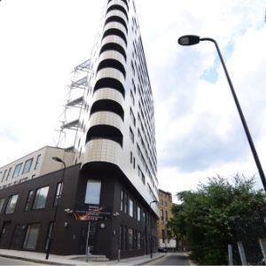 Kinetica Apartments,Tyssen Street, London, E8