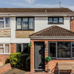 Audley Drive, Kidderminster, DY11
