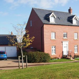 Meadowsweet Way, Banbury, Oxfordshire, OX16