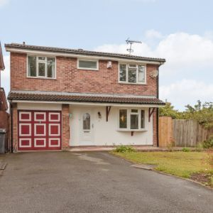Greendale Drive, Middlewich, CW10