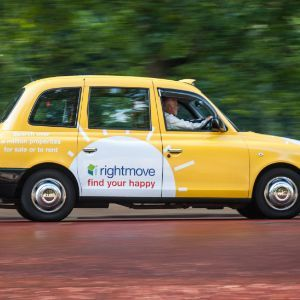 rightmove taxi