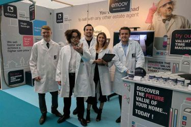 eMoov's House Price of the Future at the Ideal Home Show 2017