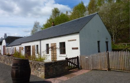 Wester Caputh Steading, Caputh, Perthshire
